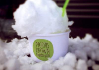 MORRIS BROWN | Identity