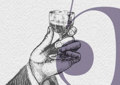 Frantzeskos | Cognac label