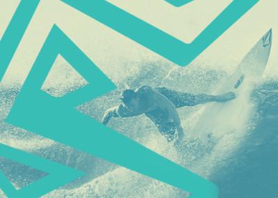 Surfads   Logo and web design, UX, UI