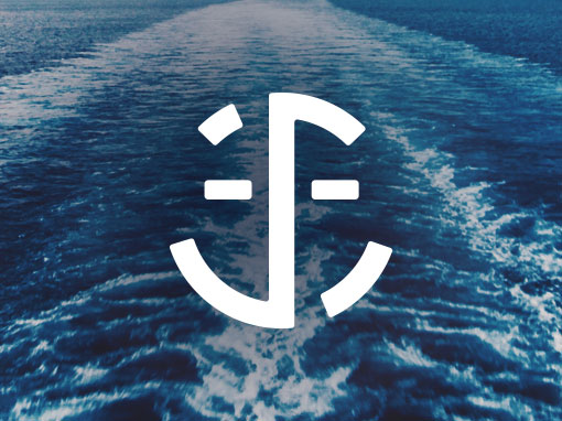 Saronic Ferries | Logo redesign